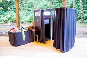 Brand new photo booth for Salem Oregon Photo Booth Rentals!