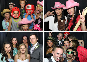 Portland, Salem, Eugene Oregon Photobooth Rentals for Weddings